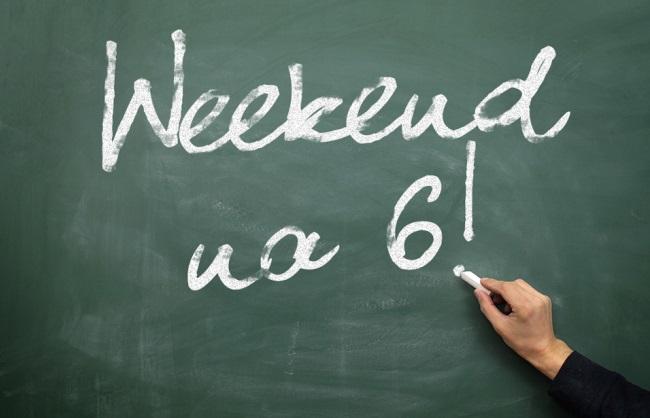 Dzień Nauczyciela - Weekend na 6!