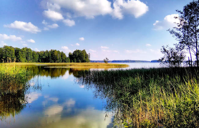 Spędź ciepłe czerwcowe dni w bajecznym miejscu na Mazurach.
