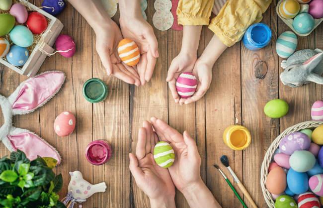 Wielkanoc na Mazurach - pakiet 3-dniowy