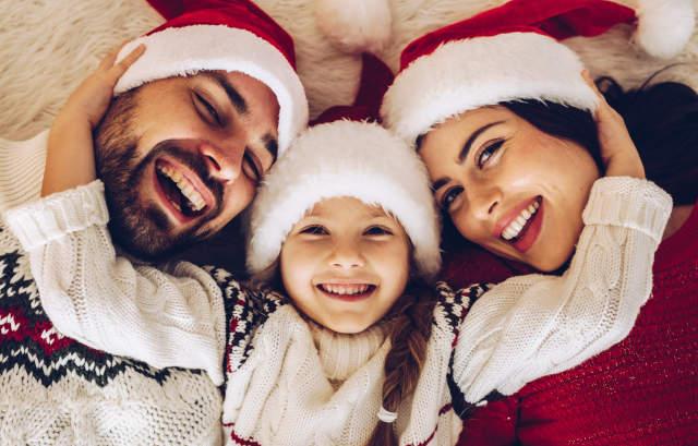 Wigilia i Święta na Mazurach