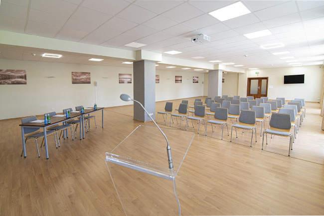 Sala konferencyjna - Ośrodek Gawra
