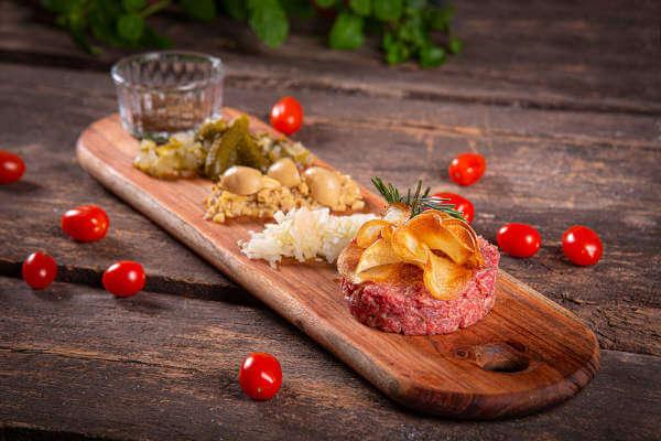 Restauracja - ośrodek GAWRA na Mazurach